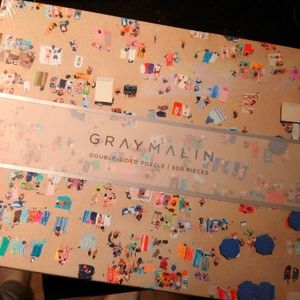 "Gray Malin double sided ""Beach"" Puzzle"